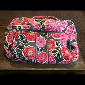 Vera Bradley Weekender bag!